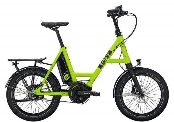 """i:SY DrivE S8 ZR light green matt 2020 - 500Wh 20"""" -"""