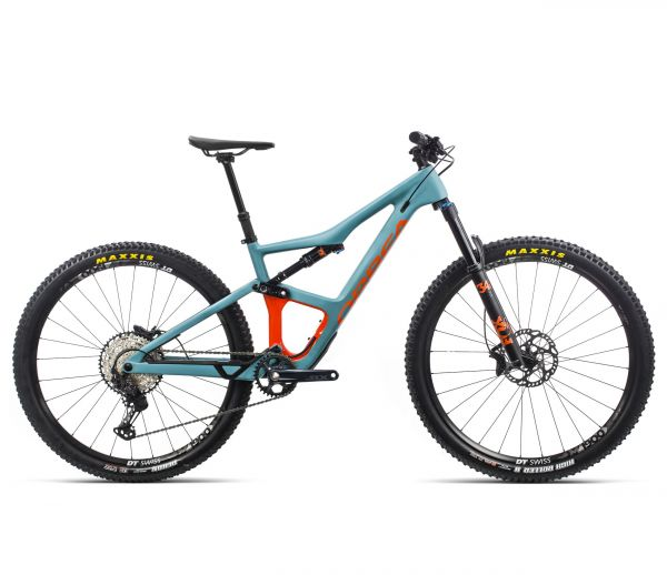 Orbea Occam M30 Blue/Orange 2020